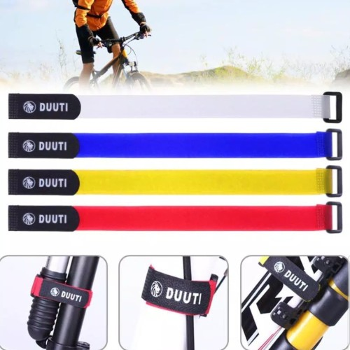 Foto Produk Tali Sepeda Multifungsi - Biru dari Uwo Sports