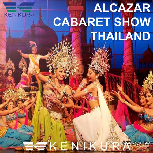 Foto Produk Alcazar Cabaret Show Pattaya Thailand Ticket tiket Pataya dari Kenikura Tour