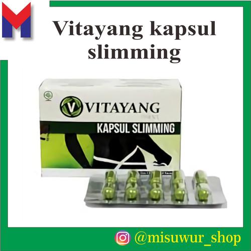 Foto Produk Vitayang Kapsul Slimming Obesitas KK Indonesia dari Misuwur Shop