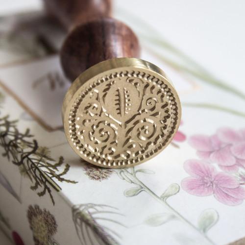 Foto Produk Gudily Medieval Floral Wax Seal dari gudily