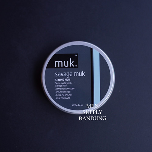 Foto Produk Savage Muk Styling Mud 3.4 oz (95 gr) dari Men Supply Bandung