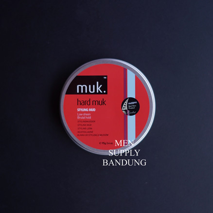 Foto Produk Hard Muk Styling Mud 3.4 oz (95 gr) dari Men Supply Bandung