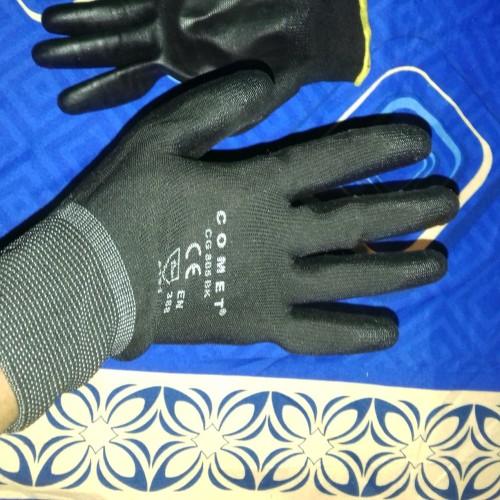 Foto Produk sarung tangan comet hitam dari WAHYU OSHOP