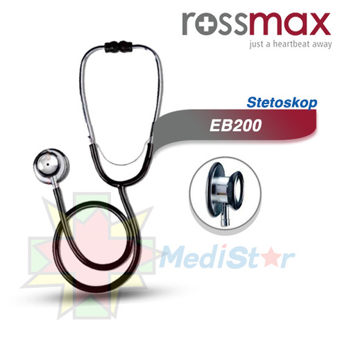 Foto Produk Rossmax Dual Stetoskop EB-200 dari MediStar