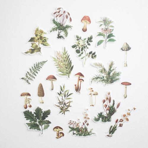 Foto Produk Flower Sticker Set of 40 pcs dari gudily