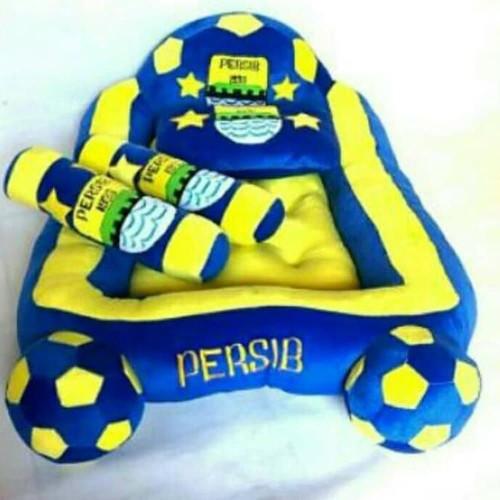 Foto Produk SALE Kasur bayi karakter . bantal guling motif PERSIB 808Pbl Terlaris dari Leksono05