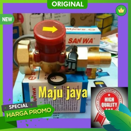 Jual New Exclusive Pompa Air 75 Watt Sanyo Booster Wasser Pb 60 169 Jakarta Pusat Zenhaku Tehnik Tokopedia