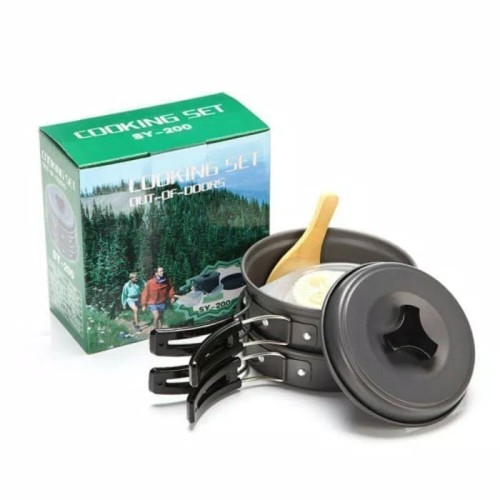 Foto Produk nesting cooking set ds / sy 200 dari dpeakoutdoor