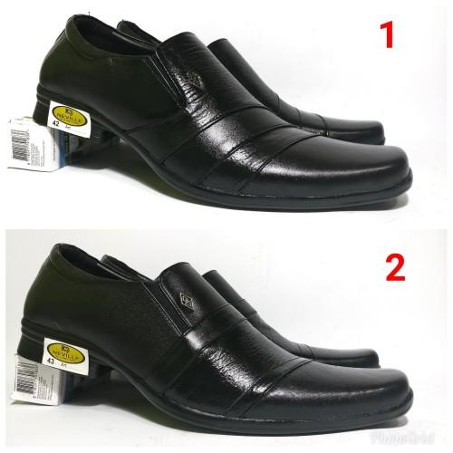 Foto Produk Sepatu pantofel kulit asli sepatu formal pria dari rif&lif store