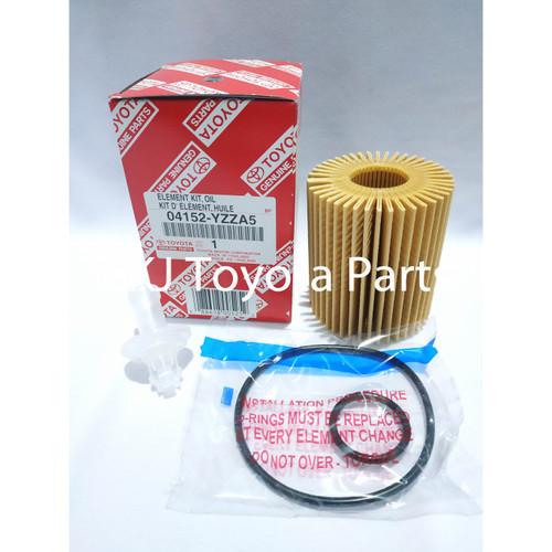Jual Filter Oli Original Toyota Landcruiser Prado Jakarta Pusat Ekj Toyota Parts Tokopedia