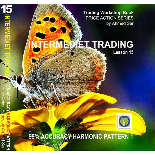 Foto Produk Buku Trading ke-15: 99% Accuracy Harmonic Pattern 1 dari FX University Asia