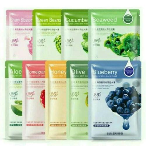 Foto Produk MASKER ROREC ORIGINAL 100% ROREC Natural Skin Masker Wajah PLANT MASK dari Bursa Cosmetik Murah