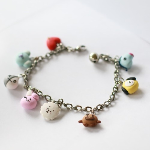Foto Produk gelang BTS BT21 handmade clay korea import dari EVRIZ SOUVENIR and CRAFT