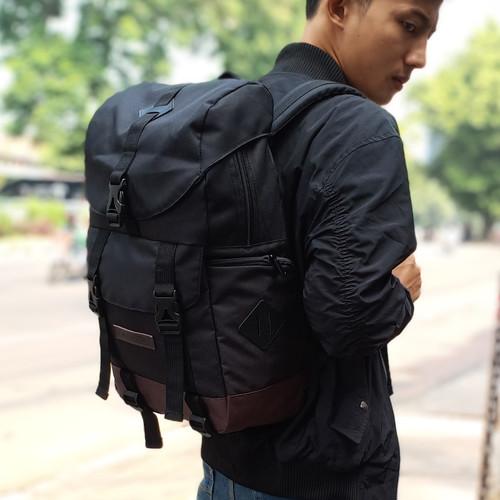 Foto Produk Tas Laptop Ransel Pria Etphis Backpack Sekolah Kerja Cowok Cewek Murah dari Whoopees