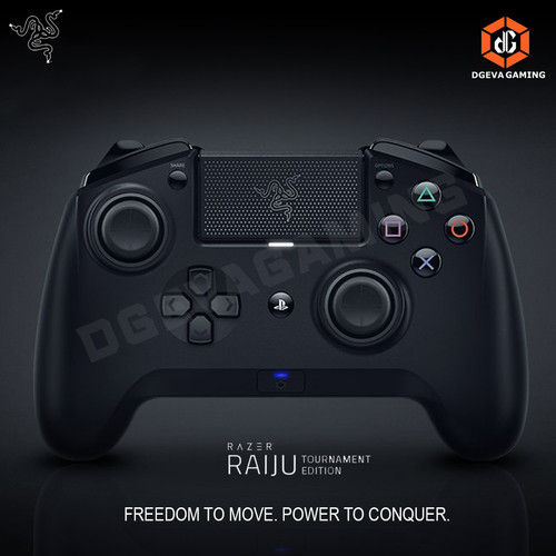 Foto Produk Razer Raiju Tournament Edition Wireless and Wired Gaming Controller dari DGeva Gaming