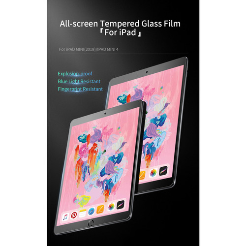 Foto Produk Tempered Glass iPad Mini 5 2019 - Dux Ducis Original Premium Glass dari Gojali