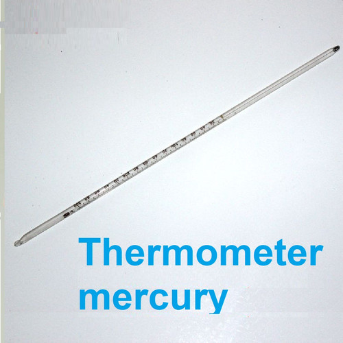 Foto Produk THERMOMETER HG 0-200'C ; THERMOMETER STICK; THERMOMETER BATANG GLASS dari labsmarkets