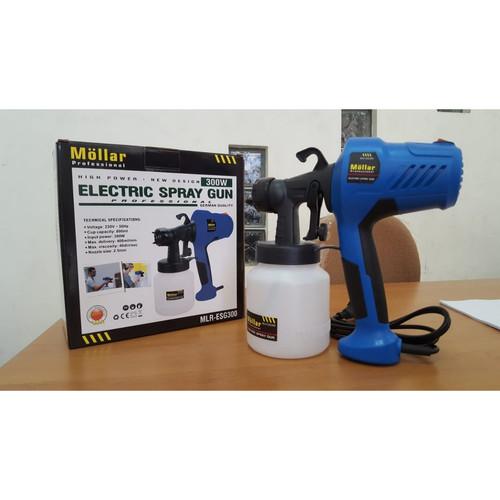 Foto Produk Mollar Spray gun listrik Model Kova dari Untung Teknik