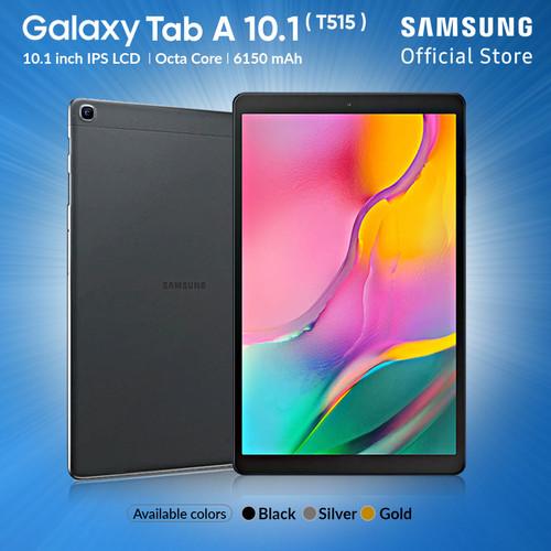 Foto Produk Samsung Galaxy Tab A 2019 10.1 SM-T515 [3GB/32GB] - Garansi Resmi SEIN - Black dari SUPER_GADGET