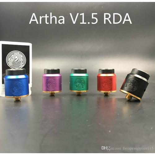Foto Produk RDA ARTHA 1.5 BEST CLONE PASS QUALITY dari CGK VAPOR STATION