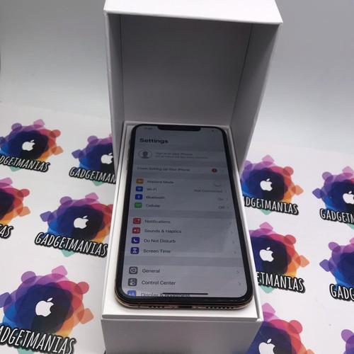 Jual Iphone XS MAX 256gb gold dual sim single on SG ...