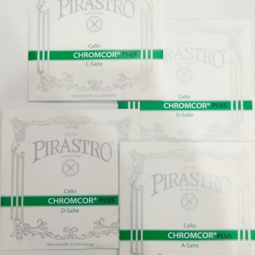 Foto Produk Senar Cello Pirastro Chromcor Plus - Gudang pusat dari Toko Biola