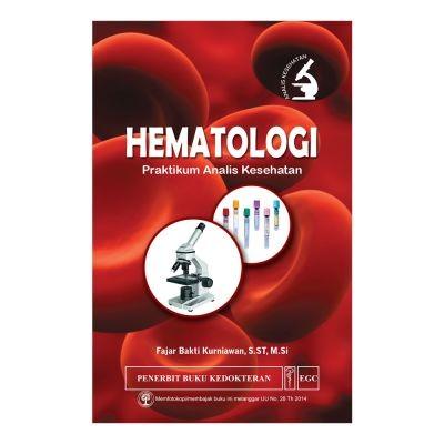 Foto Produk EGC Hematologi Praktikum Analis Kesehatan dari PENERBIT EGC