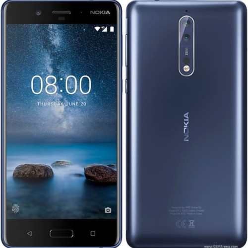 Foto Produk Nokia 8 RAM 4GB ROM 64GB GARANSI RESMI NOKIA dari budiman effendi