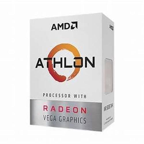Foto Produk AMD Athlon 200GE (Radeon Vega 3) 3.2Ghz Cache 4MB 35W Socket AM4 [BOX] dari VJ Comp