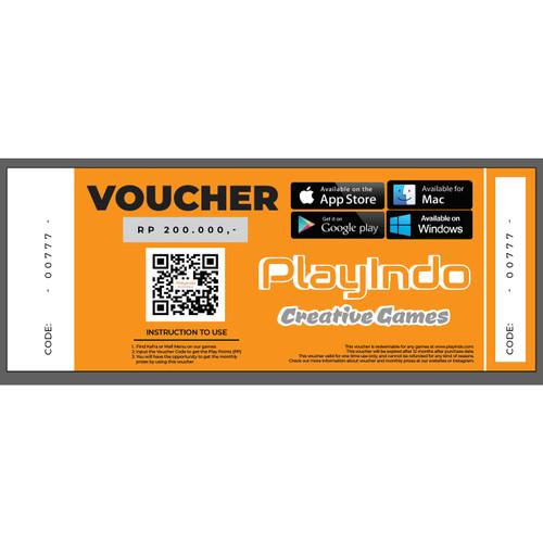 Foto Produk PlayIndo Voucher (Android / IOS / Windows / Mac) dari H-Food