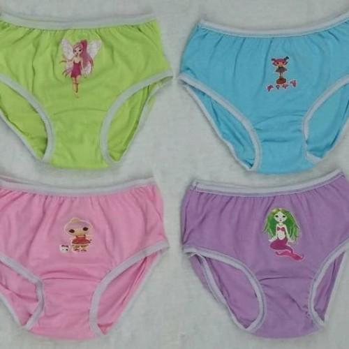Foto Produk Corion4506 CD Anak Cewek CD anak Perempuan Celana Dalam Anak Perempuan dari CiptaRasa