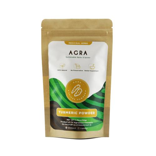 Foto Produk Turmeric Powder (Serbuk Kunyit) dari Agradaya
