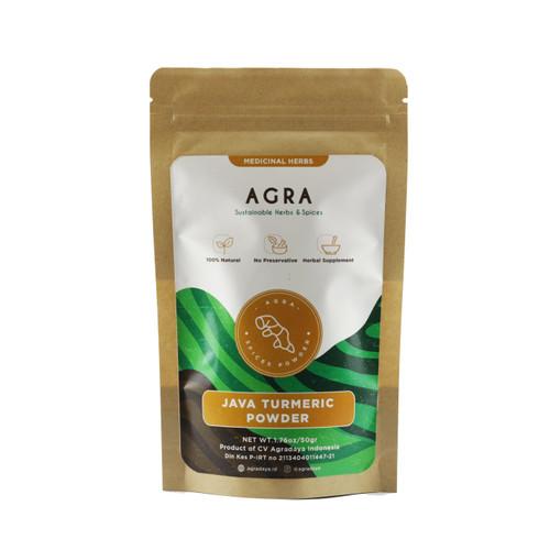 Foto Produk Java Turmeric Powder (Serbuk Temulawak) dari Agradaya