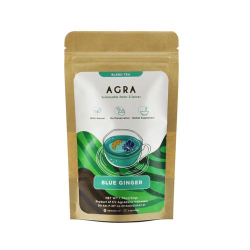 Foto Produk Blue Ginger (Telang Jahe) dari Agradaya