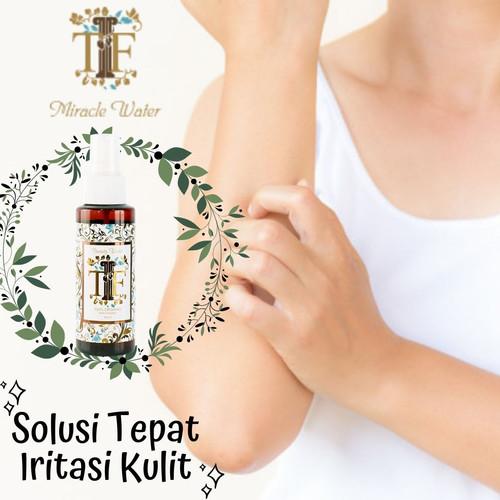 Foto Produk Obat Iritasi Kulit TLF Miracle Water 100 ml dari TLF Official
