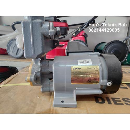 Jual Pompa Air Sumur Dangkal Sanyo 75 Watt P Wh75 Non Otomatis Kota Denpasar Han S Teknik Tokopedia