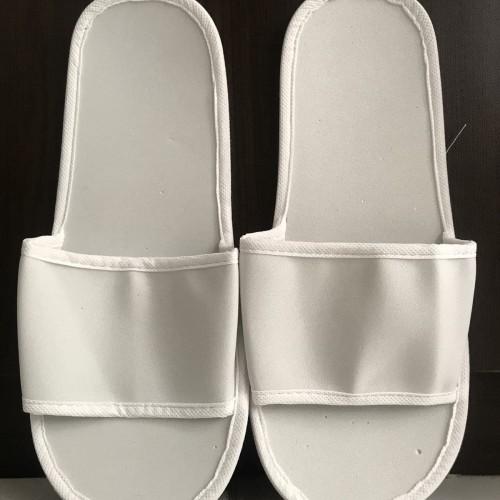 Foto Produk sandal hotel spa maskapai murah 4mm dari Hwartzcell