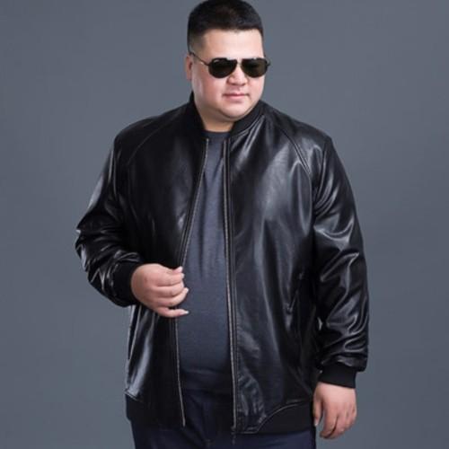 Foto Produk jaket semi kulit pria big size jumbo XXL XXXL XXXXL dari pairjack