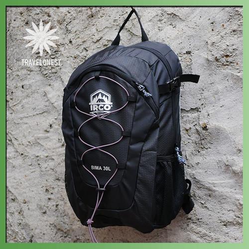 Foto Produk Tas Ransel Laptop / Sekolah / Kerja - Outdoor Backpack / Daypack 30L - Hitam dari Travelonest