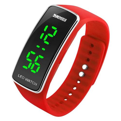 Foto Produk Jam Tangan Pria Digital SKMEI 1119 RED Water Resistant 30m dari Brilliant12Jam