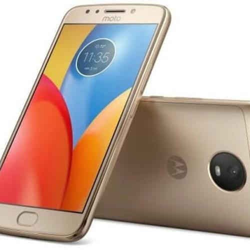 Foto Produk PROMO Motorola Moto E4 plus 3/32 NEW grey and gold RESMI MURAH dari Rachel Online Store