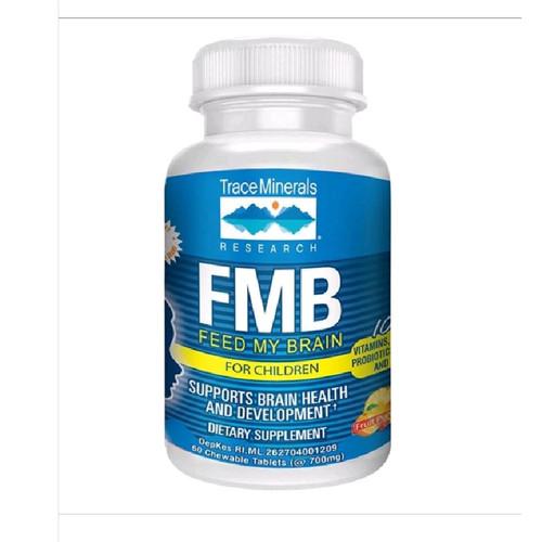Foto Produk Trace Mineral Feed My Brain / Vitamin Otak / FMB30 dari CMDTrace Shop
