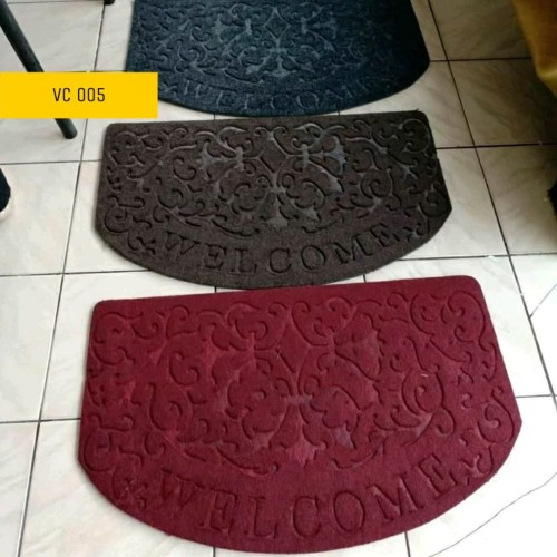 Foto Produk Keset Kaki Turkey Karpet Motif Uk 53x80 VC 005 dari T.W Shop