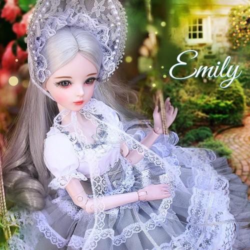 "Foto Produk Boneka BJD Princess ""Emily, Sofia, Grace, Diana, Crissie, Karina"" dari Sugar Bunny"