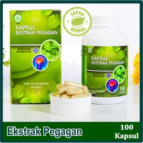 Foto Produk Obat Stroke Ringan - Gemetaran Walatra Brain Nutrition dari AGEN OBAT HERBAL WALATRA