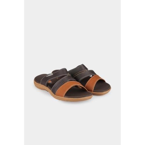 Foto Produk Sandal Casual Carvil VISCARA 183-Dark Brown dari artatikashop