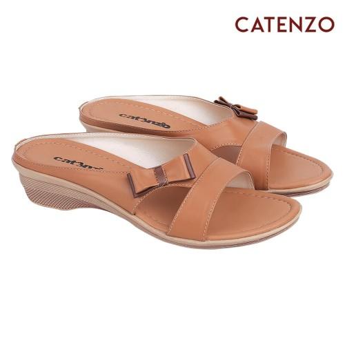 Foto Produk CATENZO Sandal Slide Tan Wanita RY 061 dari artatikashop