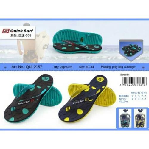 Foto Produk Sandal Pria QuickSurf 2157 Sandal Cowok Quick Surf dari artatikashop