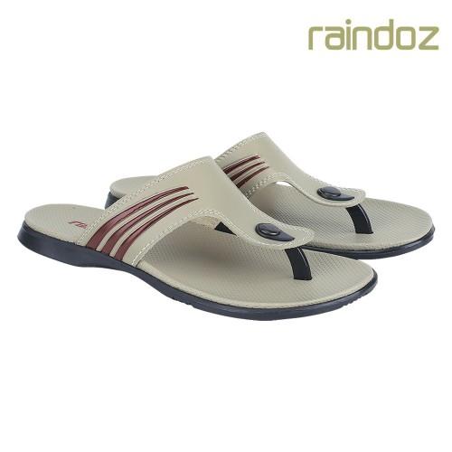 Foto Produk RAINDOZ Sandal Jepit Krem Pria RYY 013 dari artatikashop