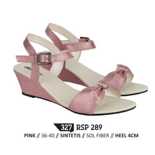 Foto Produk Sandal Selop Casual Wanita Sintetis Pink RSP 289 Raindoz Cibaduyut Dis dari artatikashop